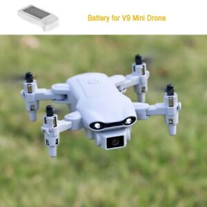 Battery Only Sell Battery V9 Dedicated Battery Small Camera Drone Helicopter Toy