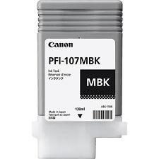 Original Tinte Canon IPF670 iPF680 iPF685 / PFI-107MBK Matt Black Cartridge