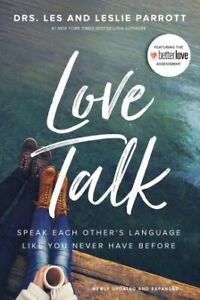 Love Talk: Speak Each Other's Language Like You Never Have Before .. NEW