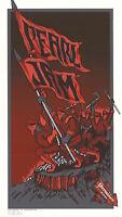 MINT Pearl Jam Dusseldorf 2007 Klausen SIGNED A/P Poster 45/200