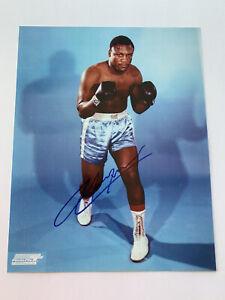 Smokin Joe Frazier Authentic Signed 8x10 Photo Autographed w/ COA Boxing Boxer