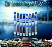 Car Touch Up  paint Clear Scratch Remover Pens Auto Repair Pen Brush touchup