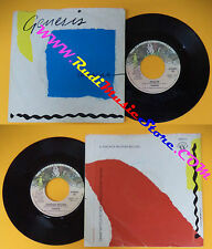 LP 45 7'' GENESIS Abacab Another record 1981 italy FAMOUS CHARISMA no cd mc dvd