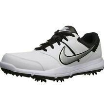 Nike Durasport 4 White Golf Shoes 844550 100 Mens Size Uk 9 EUR 44 Brand New