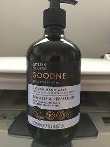 Baylis & Harding Goodness Sea Kelp & Peppermint Hand Wash - 500ml