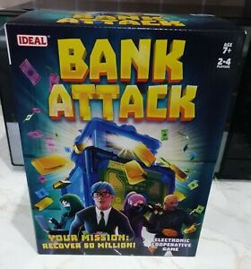 Bank Attack - Brand New & Sealed