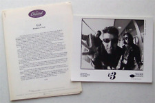 Us3 Broadway And 52nd 4pg Press Kit & 8x10 Photo 1996 Original Collectable Hip