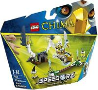 LEGO Legends of CHIMA 70139 salto mortale PRONTA CONSEGNA nuovo imballato