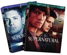 SUPERNATURAL: SEASON 2 AND 3 NEW DVD