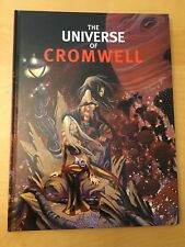 UNIVERSE OF CROMWELL HC, NM 9.4, HEAVY METAL, AUTHER OF ANITA BOMBA