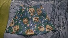 VERY PRETTY CATH KIDSTON FLORAL SUMMER SKIRT SIZE XS UK 8