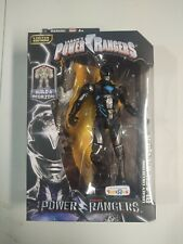 Power Rangers Legacy Collection Black Ranger Build A Megazord Toys R Us!