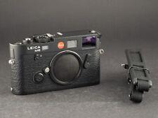 Leica M6 TTL 0.72 schwarz silver MP Sucher FOTO-GÖRLITZ Ankauf+Verkauf