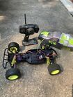 vintage Team Associated RC10t RC10 T Truck Black Tub RTR Lakers Gold Chassis
