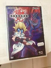 DVD Bakugan Battle Brawlers Season 1 VOL.2 - Cartoon Network- New Celofanato