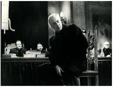 Italia, RAI - Radiotelevisione Italiana. Mario Feliciani  Vintage silver print