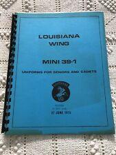 Civil Air Patrol Louisiana Wing Mini 39-1