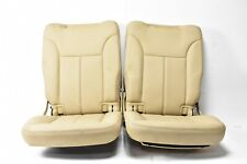 07-12 Mercedes X164 GL450 GL550 Third Row Seat Cushion Seat Left & RIGHT Side