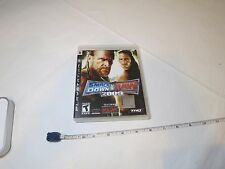 WWE SmackDown vs. Raw 2009 Featuring ECW (Sony PlayStation 3, 2008) PS3 game T