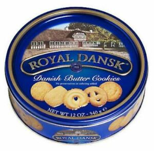 Royal Dansk Danish Butter Cookies 340g