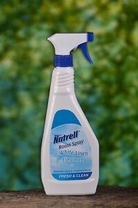 3 x 500ml bottles,Fresh Linen fragrance,Room Spray,Odours,Smells,Air Freshener