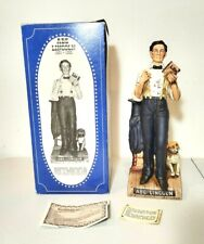 """New listing Vintage 1976 Limited Edition Abe Lincoln McCormick Bourbon Whiskey 14"""" Decanter"""
