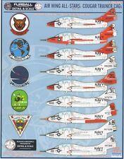 Furball aero-design 1/48 AIR WING TUTTE STELLE COUGAR TRAINER CAG # s4801