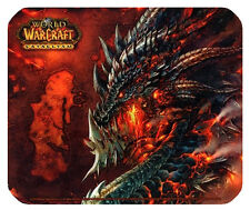 New World of Warcraft Cataclysm Deathwing Dragon Mouse pad ##02,,.