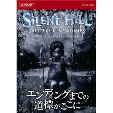 Silent Hill Shattered Memories official guide book / PSP / PS2 / Wii