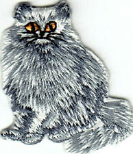 CAT Iron On Patch Cats Kitten Pets Animals