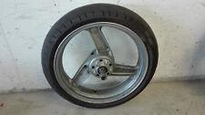 Kawasaki ZZR 1100 ZXT10C Vorderrad, Felge vorne mit Reifen, Rad vorne