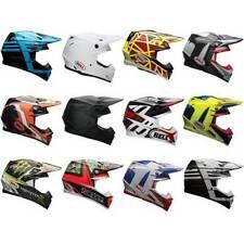 Carbon Fibre BELL Motorcycle Helmets