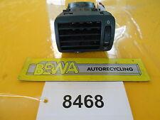 Rejilla de ventilación delantero izquierdo Passat 3b 3b0819703a nº 8468/e