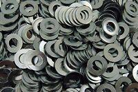 "(1000) 3/8"" SAE Flat Washers - Zinc Plated"