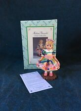 Madame Alexander Classic Collectibles Happy Birthday Girl Figurine