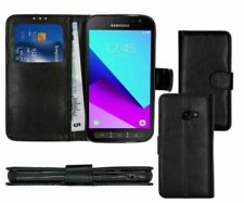 Samsung Galaxy Xcover 4 Phone Case Flip Cover Wallet Bumper Sleeve Protect Pouch