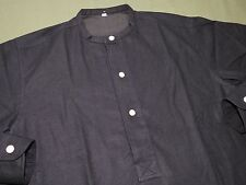 USMC Boxer Rebellion CHINA MARINE BLUE WOOL PULLOVER CAMPAIGN SHIRT MINT WPG