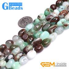 Natural Semi Precious Gemstone Potato Freeform Baroque Beads for Jewelry Making