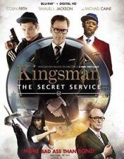 Kingsman The Secret Service - Blu-ray Region 1