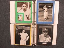 Yankees(2 Notebooks/268 Pages/100  Autographs/310+ Players/Many Obits(YOGI BERRA