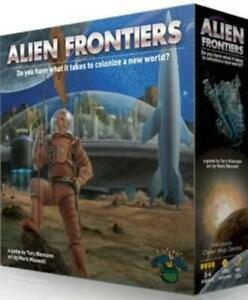 Clever Mojo Boardgame Alien Frontiers (1st) NM