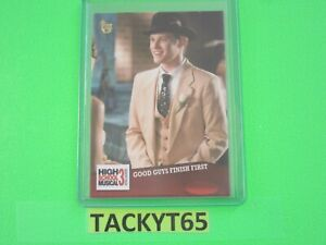 "2013 TOPPS 75TH ANNIVERSARY 2008 TOPPS ""HIGH SCHOOL MUSICAL""  GOLD BUY BACK #37"