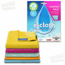 E-Cloth Starter Pack of 5 Cleaning Cloths