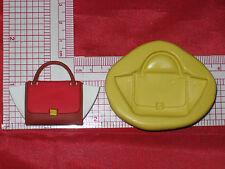 Purse Handbag Silicone Mold  Mould A503 Cake Chocolate Resin Fondant