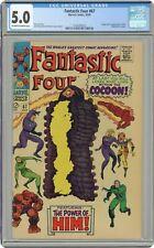 Fantastic Four #67 CGC 5.0 1967 1476755012 1st app. Him (Warlock)