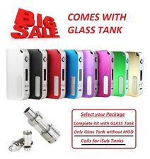 GENUINE COOL FIRE COOLFIRE 4 IV E CIG Shisha FREE iSub Glass Tank CHEAPEST TPD
