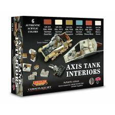 Lifecolor CS22 Axis Tank Interiors 6x22 ml (100ml=13,64€) Acrylfarbe
