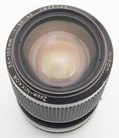 Nikon Zoom Nikkor Zoom-Nikkor 35-135mm 35-135 mm 3.5-4.5