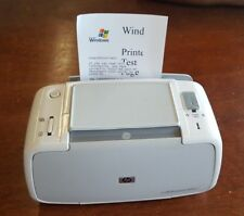 HP PHOTOSMART A310 PRINTER (UNIT ONLY NO ACCESSORY) tested