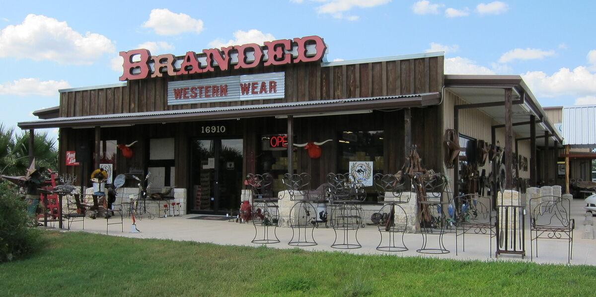 Branded Western Wear